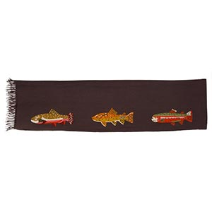 Trout Fishing Blanket