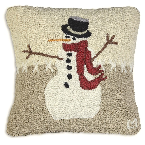 Picture of Snowman in Stitches