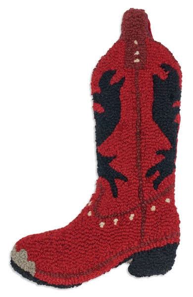 Picture of Red Cowboy Boot DISCONTINUED