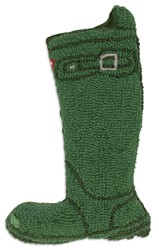 Picture of Green Wellie Boot DISCONTINUED