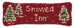 Picture of Snowed Inn on Red  DISCONTINUED