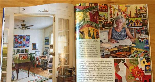 ​Chandler 4 Corners Designer Judith Reilly Featured in Victoria Magazine