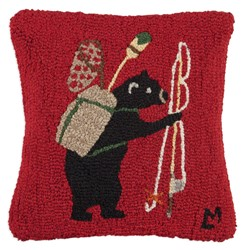 Picture of Bear Essentials on Red