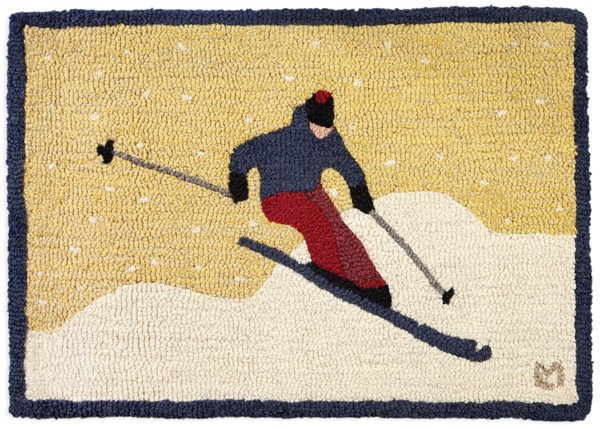 Picture of Sunny Day Skier
