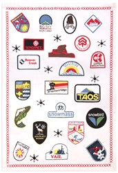 Picture of Ski Patches