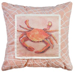 Picture of Crab On Peach DISCONTINUED