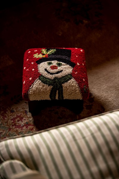 Picture of Top Hat Snowman