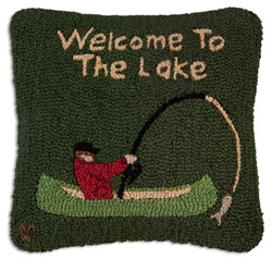 Picture of Welcome to the Lake  DISCONTINUED