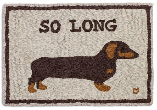 Picture of So Long Dachshund