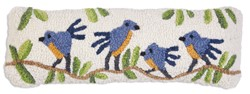 Picture of Blue Birds on a Branch